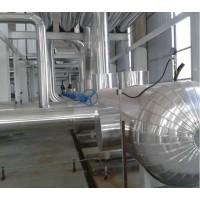 蒸压釜白铁皮保温工程泵房管道保温施工队