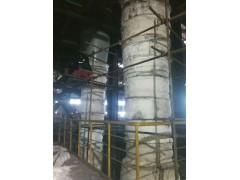 高温管道保温工程防腐硅酸铝彩钢板保温施工