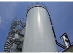 罐体保温工程公司换热站设备铁皮保温施工