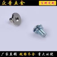 东莞众普五金厂家直销各类手机螺丝螺钉组合可来图来样加工定做