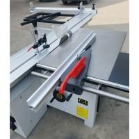 精密木工裁板锯 铝合金板人造板圆棒轨道推台锯 木工推台锯