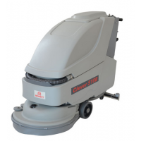 西安洗地机,手推式全自动洗地机