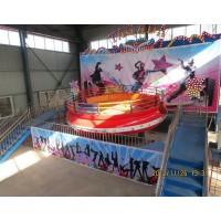 公园游乐场设备24人迪斯科转盘代理加盟 荥阳神龙游乐设备厂
