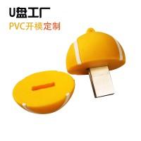 定制款手机电脑定制pvc硅胶U盘定制 便宜u盘促销礼品