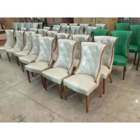 简约现代北欧休闲餐椅靠背扶手椅成人酒店餐椅咖啡西餐椅