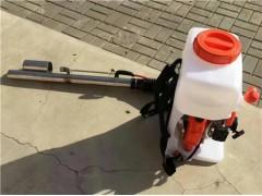 鄂州铁路道岔吹雪融冰机 便携式内燃喷火化冰机 汽油吹雪机