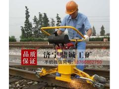 莆田NM-4.0内燃钢轨打磨机 汽油磨轨机 钢轨平面打磨机