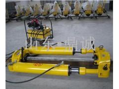 YLS-900型液压钢轨拉伸机 铁道线路专用液压轨道拉伸器