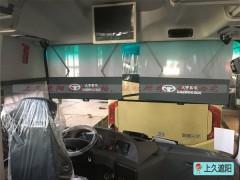 供应客车司机窗遮阳帘巴士伸缩卷帘前风挡遮光帘可定做