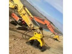 挖掘机夯实器振动夯头BZKC08挖掘机液压夯