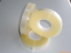 撕膜胶带opp揭膜胶带排废涂硅热熔胶无声胶带