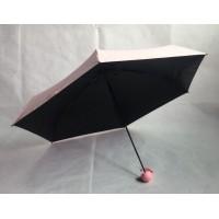 超轻太阳伞 创意遮阳伞 折叠防晒伞 口袋胶囊伞 五折伞晴雨伞