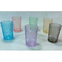 环保水性玻璃烤漆  低温彩色透明玻璃烤漆