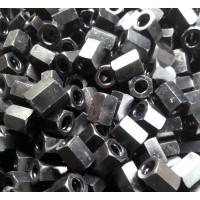 40Cr精轧螺纹钢螺母M32预应力混凝土用精轧螺纹钢螺母