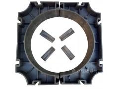 无锡市供应电力排管管枕 电力管管托 110-200管枕价格