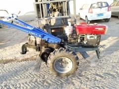 5吨手扶拖拉机绞磨机 快速拖拉机绞磨机 柴油拖拉机绞磨