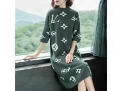 毛衣针织衫|品牌折扣女装尾货|库存服装一手货源