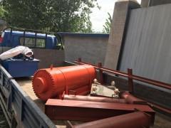 200T 320T 500T 非开挖水泥管道顶管机排污管穿越