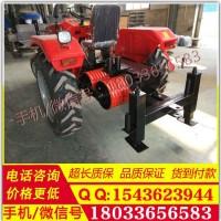 5吨四轮拖拉机绞磨牵引机柴油四轮绞盘收线机快速线缆卷扬机