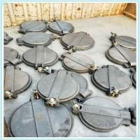 生物质颗粒燃烧机炉门|内径159炉门|锅炉炉门