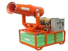 30型风送式雾炮机、风送式雾炮机工作原理