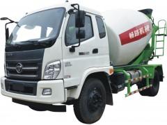福田瑞沃6m³混凝土搅拌运输车