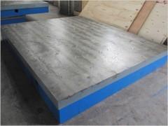 铸铁焊接平台加工