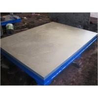 铸铁焊接平台供应厂家