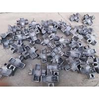 满城建筑脚手架球墨铸铁十字扣件满足生产使用要求