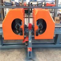 两机头弯曲中心厂家 数控折弯成型机 钢筋弯曲机