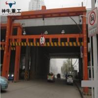 液压升降限高杆厂家 定制公路限高杆