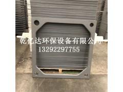 供应各种厢式隔膜压滤机滤板 高效增强聚丙烯滤板