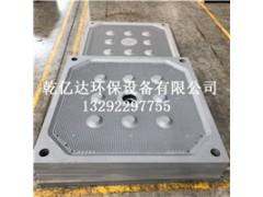 厂家直销各种材质压滤机滤板 污水处理耐酸碱滤板