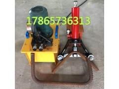 特别热卖的手提式的液压钢筋弯曲机  现货汽油钢筋弯曲机