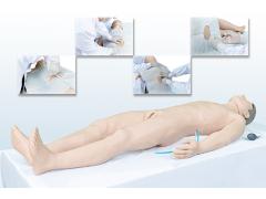 综合穿刺术高仿真标准化病人