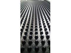 供应上饶车库排水板+九江楼顶排水阻根板