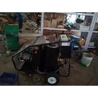 500公斤大流量高溫高壓清洗機高效清洗油污HWLPPC