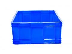 長沙塑料周轉箱 500環保型塑膠PP箱廠家