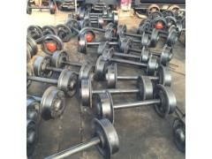 1T礦車輪對 直徑300礦車輪對 600軌距礦車輪對