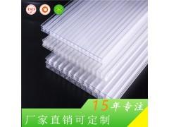上海捷耐厂家可定制 十年温室 10mm四层阳光板