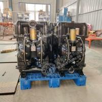 BQG200/0.4礦用隔膜泵井下氣動排污水泵