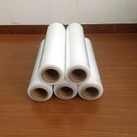 50CM宽塑料薄膜 拉伸缠绕膜 大卷PE工业保鲜膜