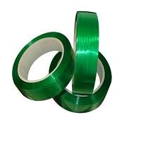 PET塑钢带 全新料货物捆扎带 重20公斤1608绿色塑钢带