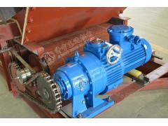 MB75YB7.5XW6-17给煤机驱动减速机总成