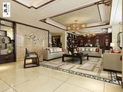 新中式灯具 现代中式 客厅吊灯阳台新中式灯饰品牌