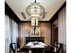 吊灯具客厅套餐新中式简约现代
