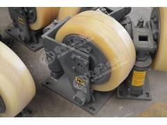 LS35双轮滚轮罐耳优质宽轮罐笼导向轮