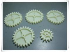 手板模型SLA激光快速成型光敏树脂ABS硅胶复模