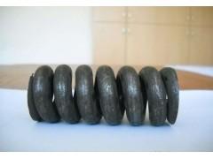 厂家直销压力弹簧 大型圆柱螺旋缓冲大弹簧
