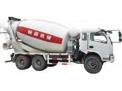 畅路6*4陕汽华康国五10m³混凝土搅拌运输车